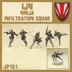 JP151  IJN -  NINJIA  INFILTRATION SQUAD