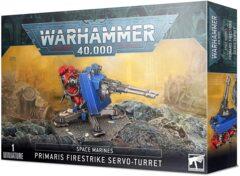 (48-52) Primaris Firestrike Servo-turret