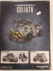 (51-53) Goliath Rockgrinder / Goliath Truck