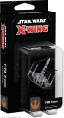 SWZ25 X-Wing: 2nd Edition - T-70 X-Wing Expansion Pack