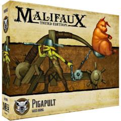 WYR23607 Malifaux 3E: Bayou - Pigapult
