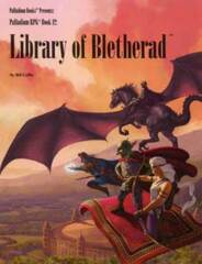 PAL466 Palladium RPG Book 12: Library of Bletherad