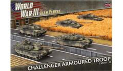 TBBX11 Challenger Armoured Troop (Plastic)