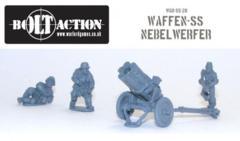 German: Waffen SS Nebelwerfer