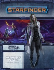 (PZO7212) Starfinder Adventure Path #12: Heart of Night (Signal of Screams 3 of 3)