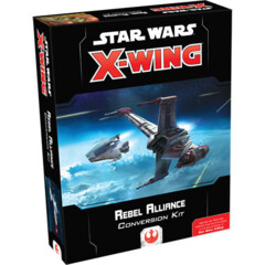 SWZ06 X-Wing (2nd Edition): Rebel Alliance Conversion Kit