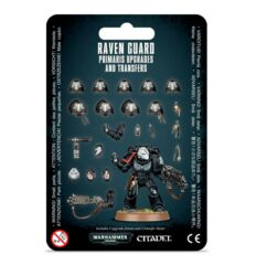 Raven Guard Primaris Upgrades and Transfers