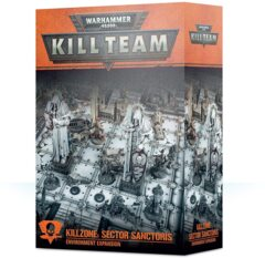Killzone Sector Sanctoris Expansion Kill Team