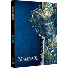 WYR23014 Malifaux 3E: Arcanists Faction Book (Softcover)