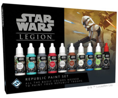 (SWS55)  Star Wars: Legion - Republic Paint Set