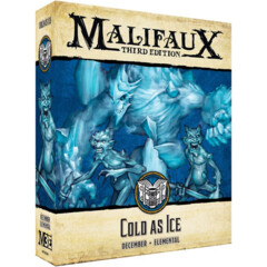 WYR23311 Malifaux 3E: Arcanists - Cold as Ice