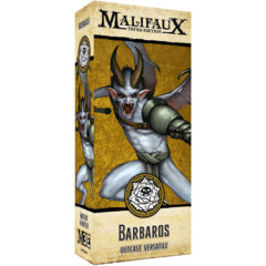 WYR23526 Malifaux 3E: Outcasts - Barbaros