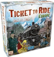 DOW7202 Ticket to Ride - Europe