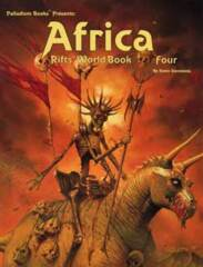 PAL808 Rifts® World Book 4: Africa