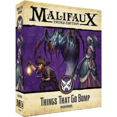 WYR23404 Malifaux 3E: Neverborn - Things That Go Bump