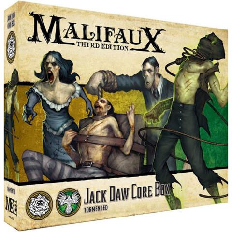 WYR23522 Malifaux 3E: Outcasts/Resurrectionists - Jack Daw Core Box
