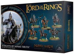 (30-20)  Lord of the Rings: Knights of Minas Tirith