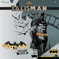 Talisman Batman Super Villans Edition