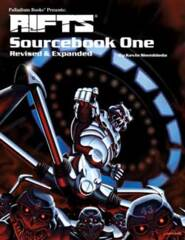 PAL801 Rifts® Sourcebook One™ - Revised and Expanded