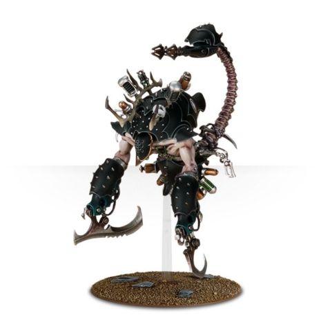 (45-11) Dark Eldar Talos Pain / Cronos Parasite Engine