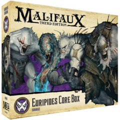 WYR23410 Malifaux 3E: Neverborn - Euripides Core Box
