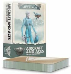 (500-23) Aeronautica Imperialis: Aircraft and Aces – T'au Air Caste Cards