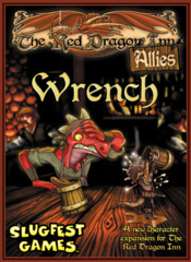 SFG 020 Red Dragon Inn: Allies - Wrench Expansion