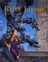 PAL818 Rifts® World Book 8: Japan