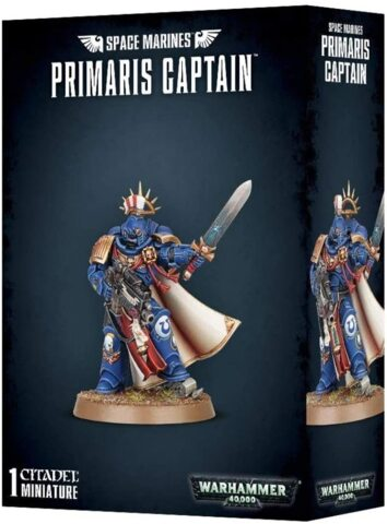 (48-61) Primaris Captain
