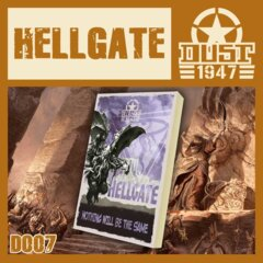 Dust 1947 Hellgate Campaign Book