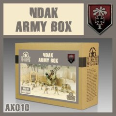 AX010  NDAK  ARMY   BOX