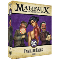 WYR23430 Malifaux 3E: Neverborn - Familiar Faces