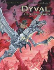 PAL873 Rifts® Dimension Book™ 11: Dyval™, Hell Unleashed