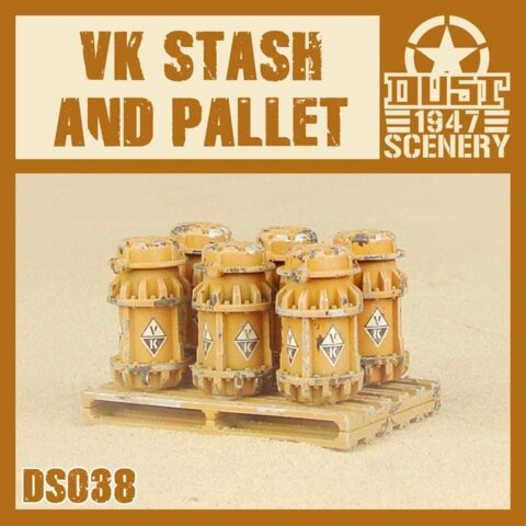 DS038   VK  STASH  AND  PALLET