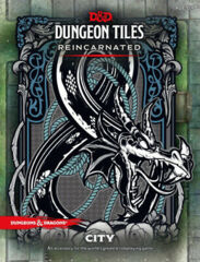 (WOC4911) Dungeons and Dragons RPG: Dungeon Tiles Reincarnated - City