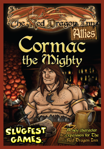 SFG 016 Red Dragon Inn: Allies - Cormac the Mighty Expansion
