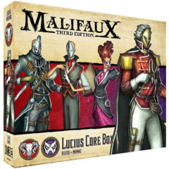 WYR23102 Malifaux 3E: Guild/Neverborn - Lucius Core Box