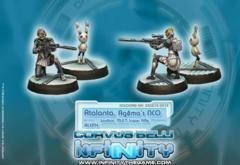 (280834) Atalanta, Agêma's NCO & Spotbot (Multi Sniper & Spotter)