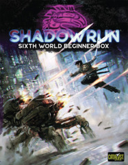 CAT28010/Shadowrun RPG: 6th Edition Beginner Box