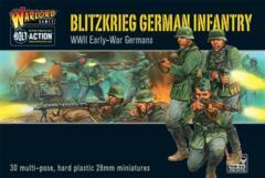 German - Blitzkrieg! German Infantry