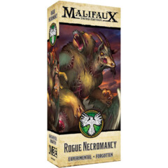 WYR23229 Malifaux 3E: Resurrectionists - Alt Rogue Necromancy