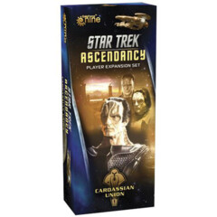Star Trek: Ascendancy - Cardassian Union Expansion