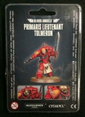 (41-26) Blood Angels Primaris Lieutenant Tolmeron