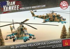 TSBX04 Mi-24 Hind (Plastic)