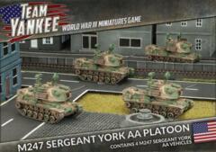 TUBX10 M247 Sergeant York AA Platoon
