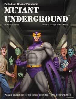 PAL519 Mutant Underground™