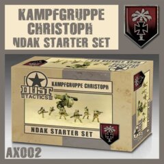 AX002 KAMPFGRUPPE CHRISTOPH NDAK STARTER SET