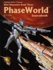 PAL817 Rifts® Dimension Book 3: Phase World® Sourcebook