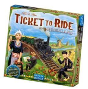 DOW720120 Ticket to Ride: Map Collection V4 - Nederland