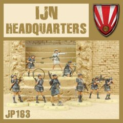 JP163 - IJN  HEADQUARTERS